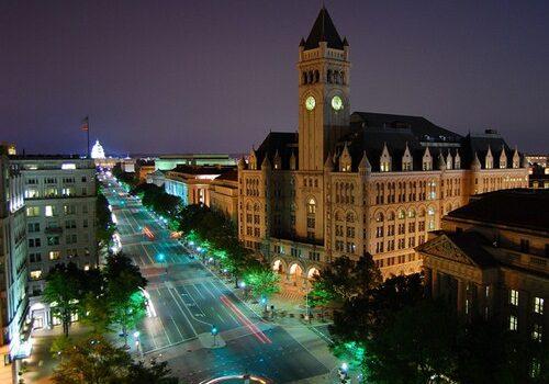 La Torre de la Oficina de Correos de Washington 2
