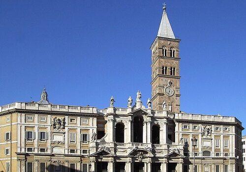 Basílica de Santa María la Mayor de Roma 7