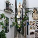 Calleja de las Flores, mítica imagen de Córdoba