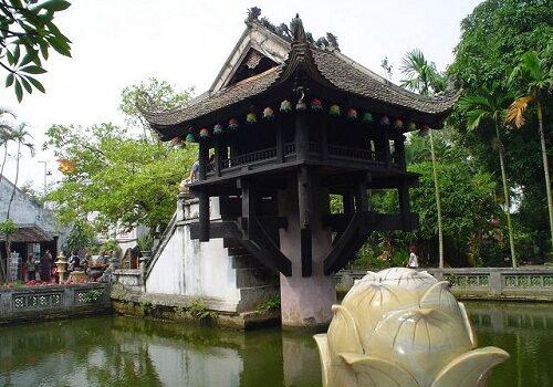 Qué ver en Hanoi 1