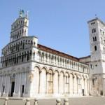 Iglesia de San Miguel en Foro, belleza de Lucca