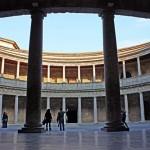 El Palacio de Carlos V en Granada