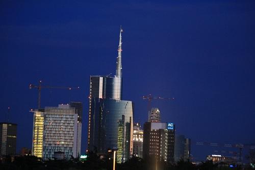 Torre Unicredit, el edificio más alto de Italia 1