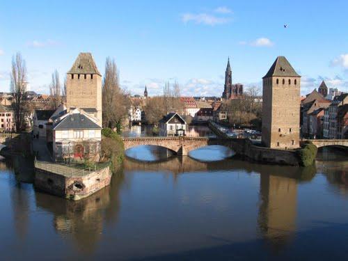Alsacia y Lorena, destinos románticos en Francia