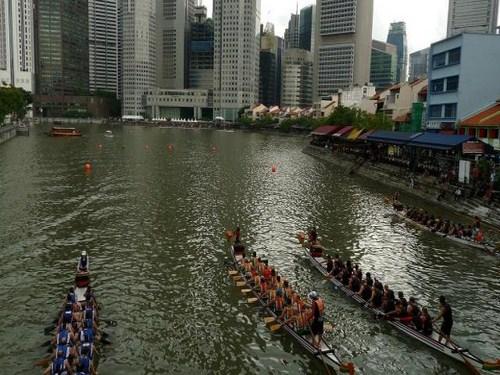 Fiesta de los Barcos Dragones