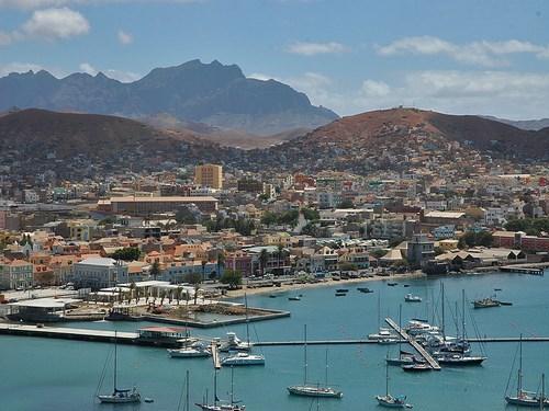 Mindelo, capital cultural de Cabo Verde