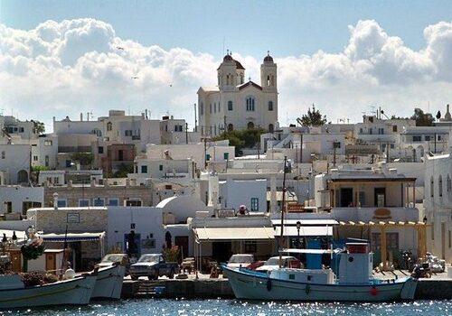 La isla de Paros y sus pueblos con encanto 1