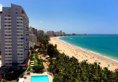 Las playas de San Juan de Puerto Rico 1