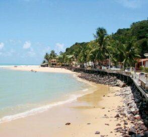 Tibau do Sul, paraíso de playas cerca de Natal 2