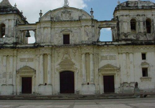 La Catedral de León de Nicaragua 2