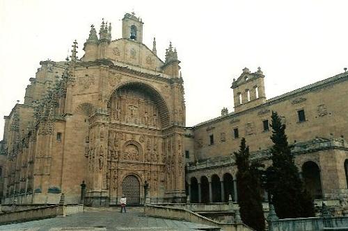 Convento de San Esteban en Salamanca 10