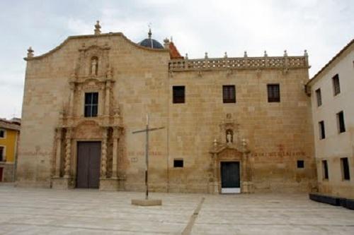 Monasterio de la Santa Faz de Alicante 9