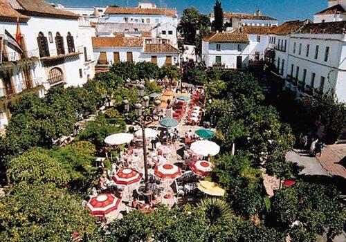 Lugares de interés en Marbella 1