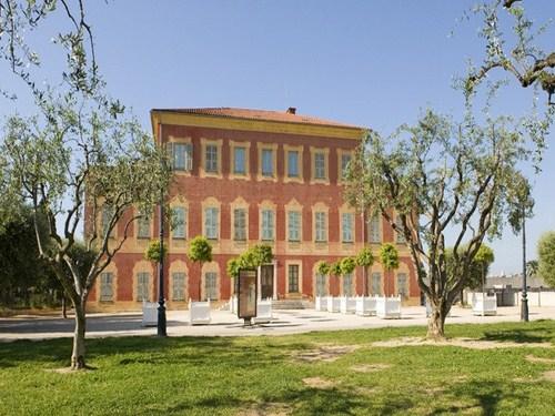 El Museo Matisse en Niza