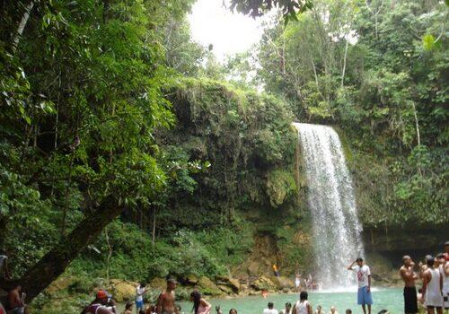 El Salto de Socoa en la República Dominicana 3