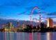 Singapur Flyer, la noria mirador más alta del mundo 4