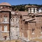El Monasterio de Dafni, en Atenas