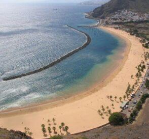 Las mejores playas de la costa tinerfeña 2
