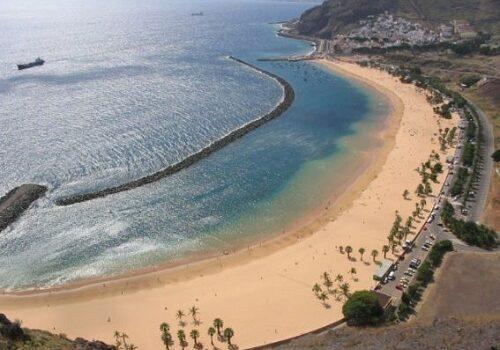 Las mejores playas de la costa tinerfeña 4