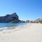 Las mejores playas y calas de Calpe