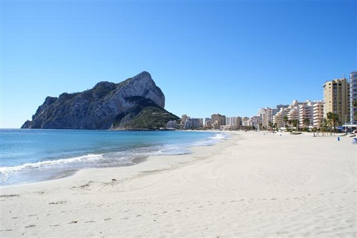 Las mejores playas y calas de Calpe 9