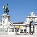 La Plaza del Comercio de Lisboa