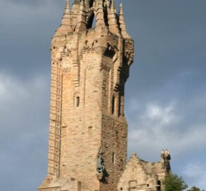El Monumento a William Wallace, símbolo de Stirling 1
