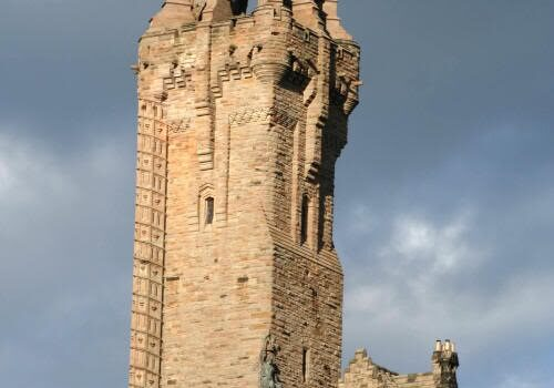 El Monumento a William Wallace, símbolo de Stirling 6