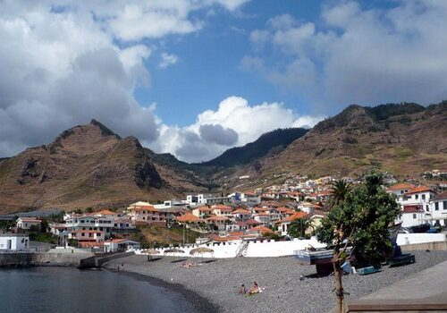 Caniçal, los colores de Madeira 3
