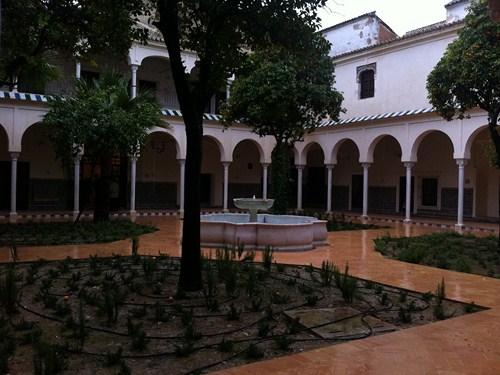 El Convento de Santa Clara en Sevilla