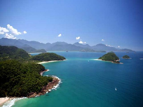 La Costa Verde de Brasil
