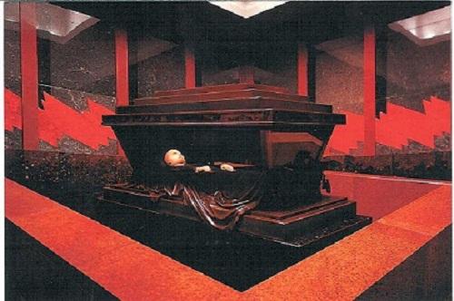 El Mausoleo de Lenin, visita obligada en Moscú 1
