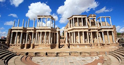 El encanto del Teatro Romano de Mérida 8