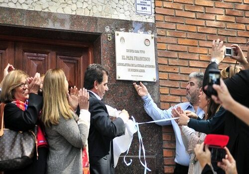 El Papa Tour, la ruta del Papa Francisco en Buenos Aires 3