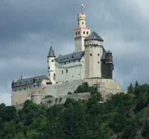 El Castillo de Marksburg en Alemania 3