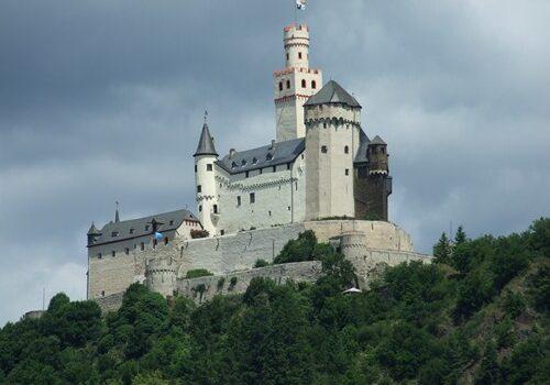 El Castillo de Marksburg en Alemania 6