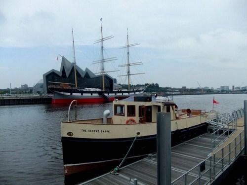 Cruceros en Glasgow por el río Clyde