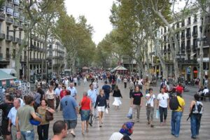 El encanto del centro de Barcelona 5