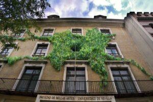 Los fantasmas de la Facultad de Bellas Artes en Sevilla 5