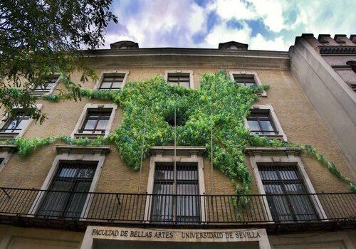 Los fantasmas de la Facultad de Bellas Artes en Sevilla 4