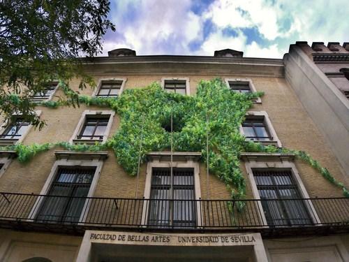 Los fantasmas de la Facultad de Bellas Artes en Sevilla