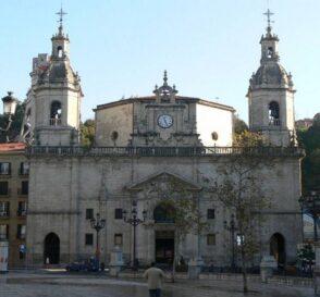 La Iglesia de San Nicolás en Bilbao 2