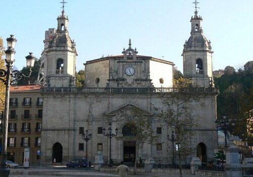 La Iglesia de San Nicolás en Bilbao 7