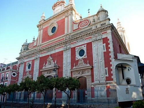 Un paseo por el barroco en Sevilla