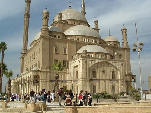 La Mezquita de Muhamad Ali en El Cairo