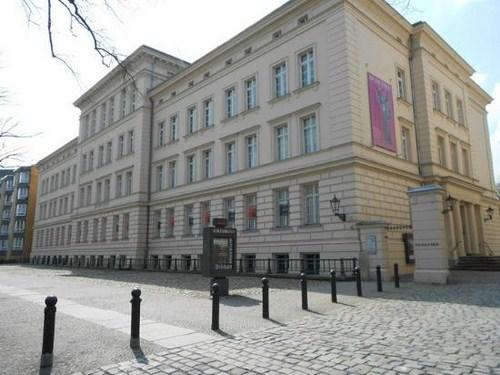 El Museo Brohan, modernismo en Berlín