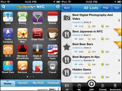Aplicaciones móviles para estar en Nueva York
