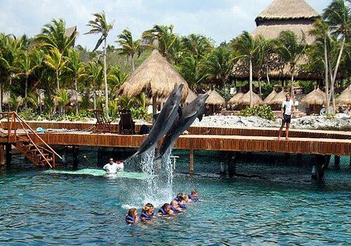 Actividades al aire libre en Cancún 1