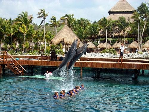 Actividades al aire libre en Cancún
