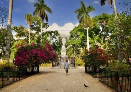 La Plaza de Armas de La Habana 4